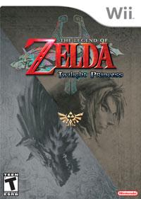 The Legend of Zelda: Twilight Princess box art