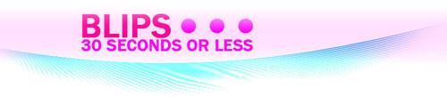 Blips logo, small