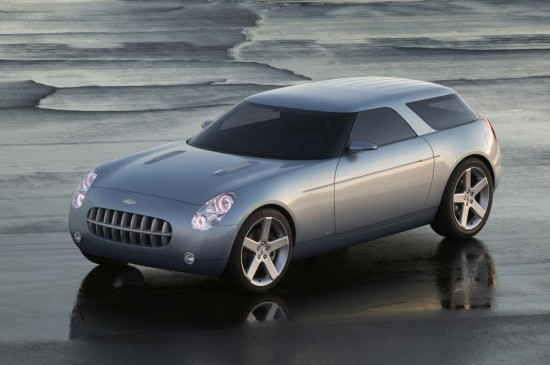 Photo of Chevy Nomad concept car