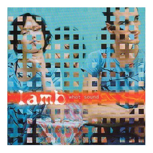 Cover for UK edition of Lamb album, \