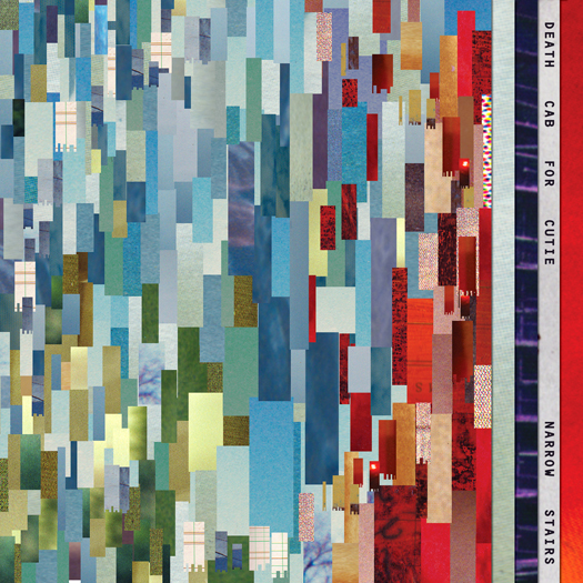 Cover for Death Cab for Cutie album, \
